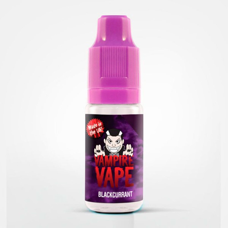 Vampire Vape - Blackcurrant Liquid