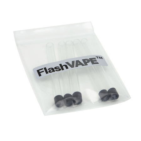 FlashVape - Replacement Glass Draw Tubes