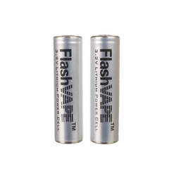 FlashVape - 2x Replacement 3.2v Li-ion Batteries