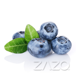 Blueberry (Zazo Liquid) - 4mg - 10ml