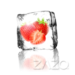 Strawberry-Cool (Zazo Liquid) - 4mg - 10ml