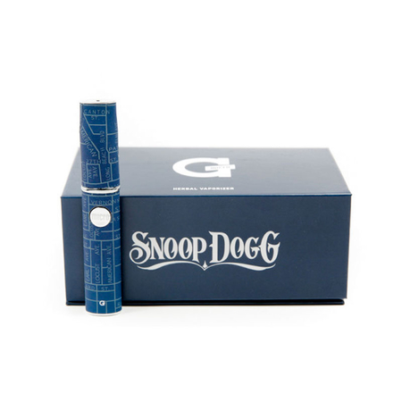 (EX) Snoop Dogg microG Herbal Vaporizer - Grenco Science