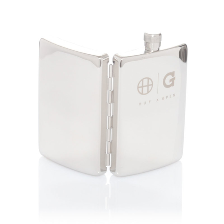 HUF G-Flask by Grenco Science