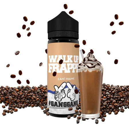 #ganggang - Walk up Frappe 100ml