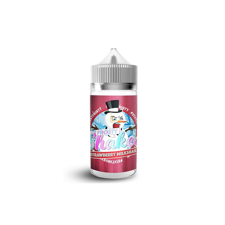 (EX) Little Frosty Shakes - Strawberry Milkshake 0 mg 25 ml