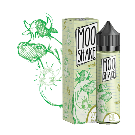 (EX) Moo Shake - Matcha 50ml 0mg