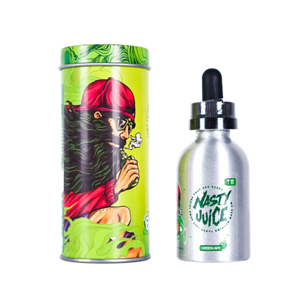 (EX) Nasty Juice - Green Ape 50ml 0mg