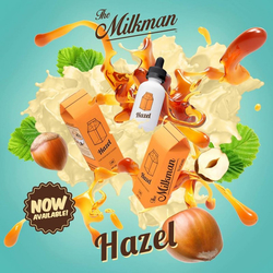 (EX) The Milkman - Hazel 50ml 0mg