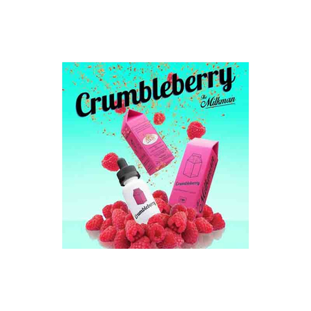 (EX) The Milkman - Crumbleberry 50ml 0mg
