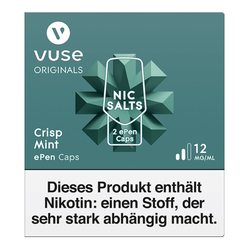 Vype - ePen3 Caps - Crushed Mint (2 Stück) Bewertung