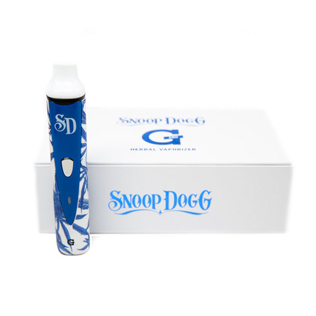 (EX) Snoop Dogg G-Pro Vaporizer by Grenco Science