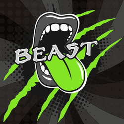 Big Mouth Aroma - Beast - 30ml
