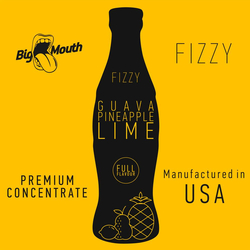 Fizzy Aroma - Guava Pineapple Lime - 30ml