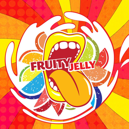 Big Mouth Aroma - Fruity Jelly - 30ml