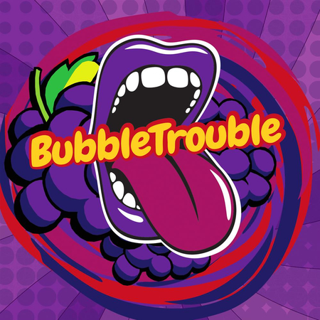 (EX) Big Mouth Aroma - Bubble Trouble - 30ml