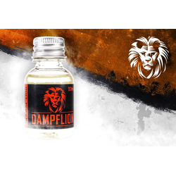 Dampflion - Orange Lion