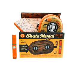 Skate Mental microG Vaporizer by Grenco Science