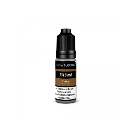 (EX) GermanFlavours - RY4 Blend - 10ml