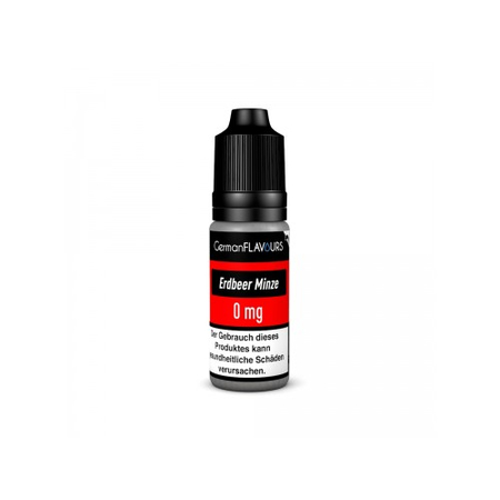 GermanFlavours - Erdbeer Minze - 10ml