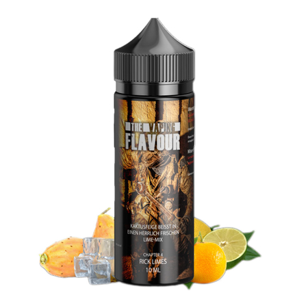 The Vaping Flavour - Chapter 4 - Rick Limes 10ml