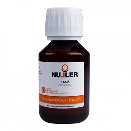 (EX) Nuller - Base 70/30 100ml