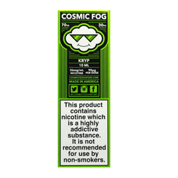Cosmic Fog - Kryptonite 10ml - 3mg