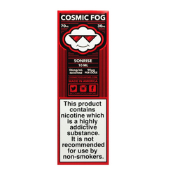 Cosmic Fog - Sonrise 10ml - 0mg