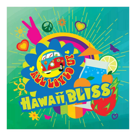 Big Mouth - Hawaii Bliss (All Loved Up) - 10ml