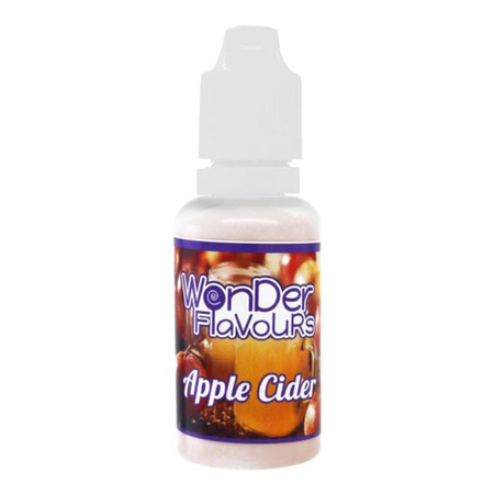 (EX) Wonder Flavours - Apple Cider - 30ml