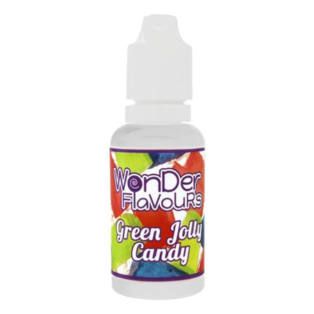 (EX) Wonder Flavours - Green Jolly Candy - 30ml