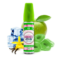Dinner Lady - Sweets Ice Apple Sours Aroma 20ml Bewertung