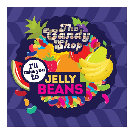 The Candy Shop Aroma - Jelly Beans - 30ml