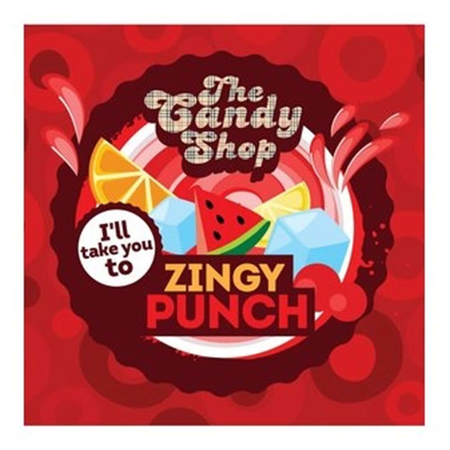 The Candy Shop Aroma - Zingy Punch - 30ml