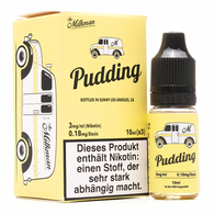 (EX) The Milkman - Pudding - 3x10ml Bewertung