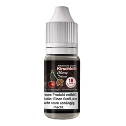 Kirschlolli - Cherry Tobacco Nikotinsalz Liquid 10ml