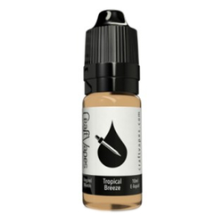 Craft Vapes - Tropical Breeze - 10ml - 0mg