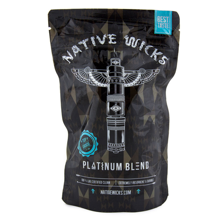 Native Wicks - Cotton Platinium