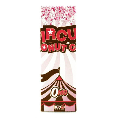 Circus Cookie - Coconut Cake Short Fill - 100ml (0mg)