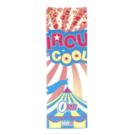 (EX) Circus Cookie - Cooler Short Fill - 100ml (0mg)