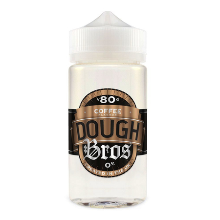 (EX) Dough Bros - Coffee Short Fill - 80ml (0mg)