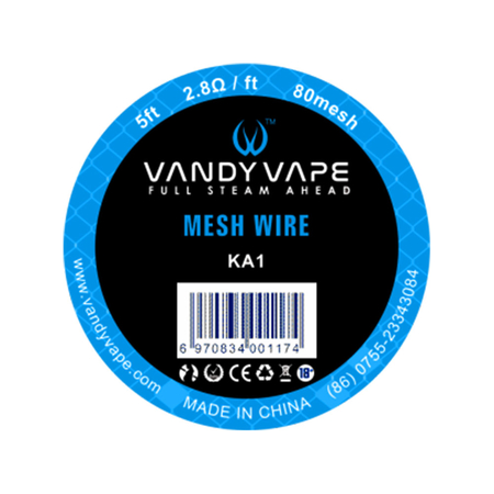 (EX) Vandy Vape - KA1 Mesh Wire - 2,8ohm/ft