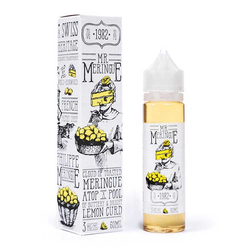 (EX) Charlies Chalk Dust - Mr. Meringue 50ml - Shortfill