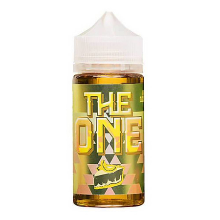 (EX) Beard Vape - The One Lemon Crumble - Liquid 100ml 0mg