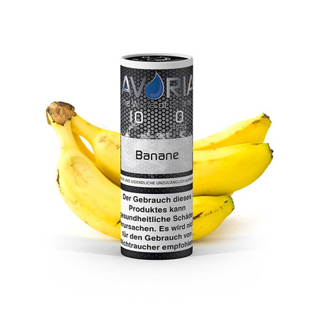 Avoria - Banane Liquid 10ml