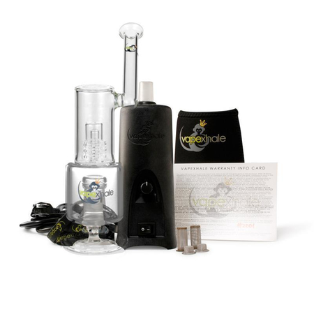 VapeXhale Cloud EVO Hydratube Starter Kit
