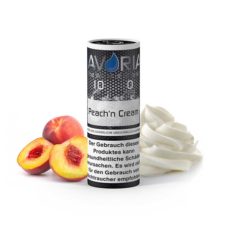 Avoria - Peach n Cream Liquid 10ml