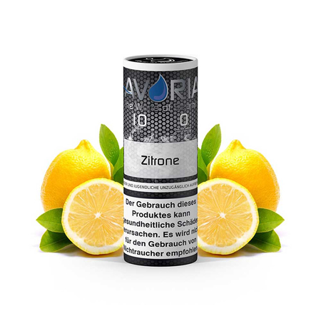 (EX) Avoria - Zitrone Liquid 10ml