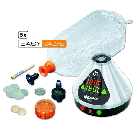 Volcano Digit Vaporizer - Easy Valve Set