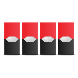 JUUL - Pods Red Berries (pack of 4)