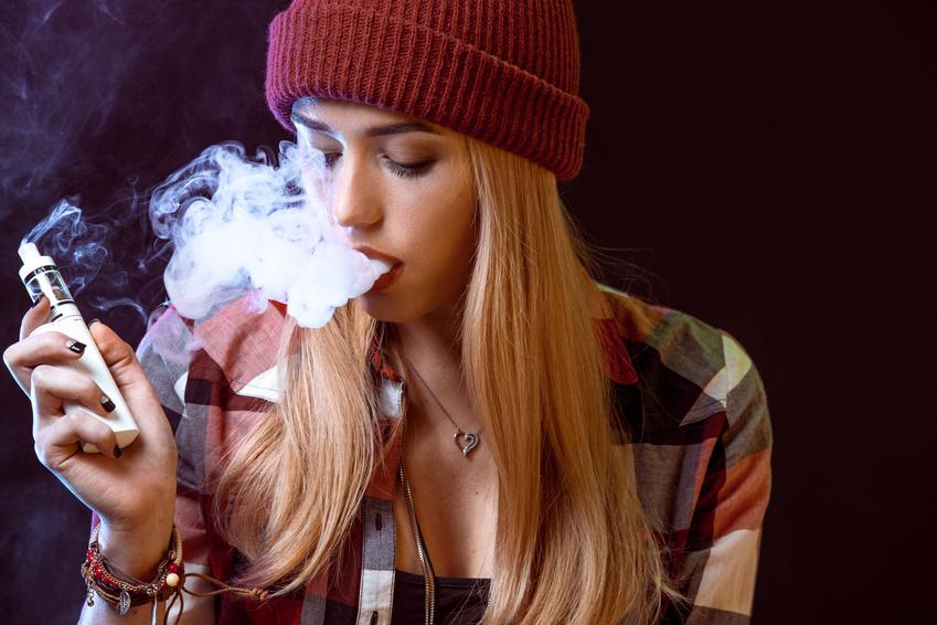 Liquid als Nikotinersatz